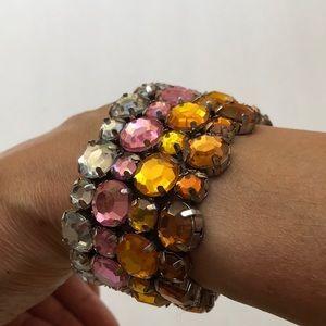 💖Gap Rhinestone Cuff Bracelet 💖